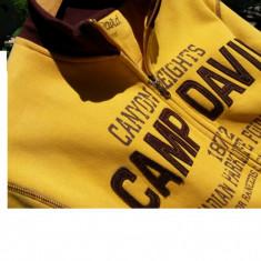 Bluza barbati Tommy Hilfiger CHAMP DAVID nr.M originala, Marime: M, Culoare: Galben, Bumbac