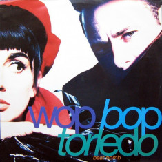 Wop Bop Torledo - Beat Bomb 1990 disc vinil Maxi Single House - Muzica House