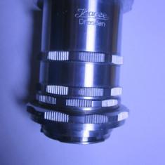 5 inele Exa Exakta distantiere macro aparat foto vechi adaptor tuburi extensie - Inel macro obiectiv foto