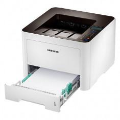 Imprimanta laser Samsung SL-M4025ND, monocrom A4, 40ppm, Duplex, Retea - Imprimanta laser alb negru Samsung, DPI: 1200, 40-44 ppm
