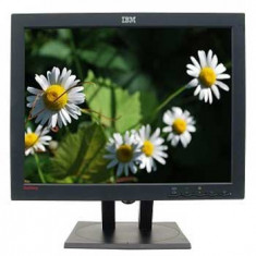 Monitoare second TFT LCD ThinkVision L200p 20.1-inch - Monitor LCD Lenovo, 20 inch
