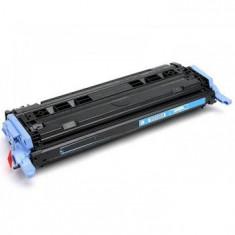 Cartus toner nou HP Q6001A Cyan compatibil - Cartus imprimanta