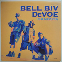 Bell Biv Devoe - Gangsta 1993 disc vinil Maxi Single RnB / hip-hop - Muzica Hip Hop