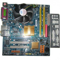 Placa de baza Intel cu cpu dual core E2200 2x2, 2 ghz