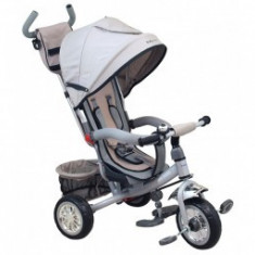 Tricicleta copii Baby Mix 2-5 Ani Grey