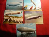 Set 5 Ilustrate - Zepeline - diverse