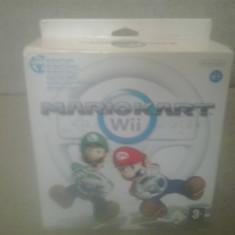 Set Mario Kart - JOC + VOLAN - Nintendo Wii, Kit acceosrii