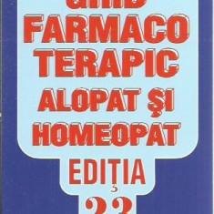 Dumitru Dobrescu - MEMOMED 2017 VOL. 2 GHID FARMACOTERAPIC ALOPAT SI HOMEOPAT