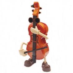 Vioara muzicala si dansatoare - Carte Arta muzicala