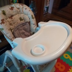 Scaun masa bebe juju