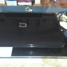 Laptop Compaq CQ58, AMD Dual Core, Diagonala ecran: 15, 500 GB