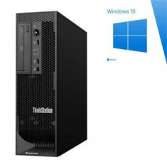 PC Refurbished Lenovo ThinkStation C20, E5649, Windows 10 Home - Sisteme desktop fara monitor