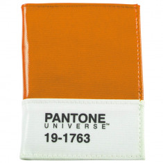 Port - Card Pantone, portocaliu