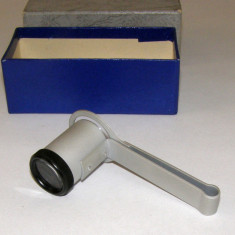 Lupa vizualizare film 8mm Minox(1807)