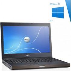Laptop Refurbished Precision M4700, i7-3540M, 16Gb, Win 10 Home - Laptop Dell, Intel Core i7, Diagonala ecran: 15