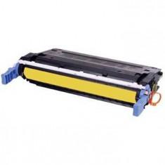 Cartus toner nou HP Q5952A Yellow compatibil - Cartus imprimanta
