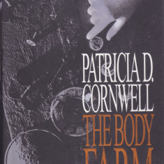 Carte in limba engleza: Patricia Cornwell - The Body Farm ( hardcover ) - Carte in engleza