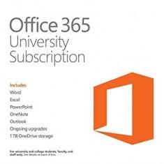 Office 365 ProPlus - Valabilitate NELIMITATA - 5 Pc/Mac + 1Tb / Office 2016 - Aplicatie PC