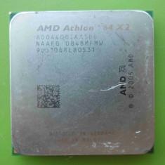 Procesor AMD Athlon 64 x2 4400+ Dual Core 2.3GHz 1MB socket AM2 - Procesor PC AMD, AMD Dual Core, Numar nuclee: 2, 2.0GHz - 2.4GHz