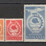 Romania.1947 Confederatia Generala a Muncii XR.129 - Timbre Romania, Nestampilat