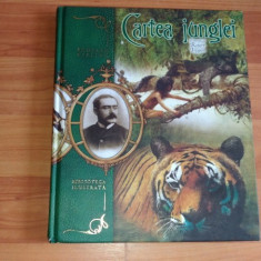 CARTEA JUNGLEI-RUDYARD KIPLING - Carte de povesti