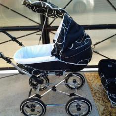 Baby Style Lux Collection, Reversibil, carucior copii 2 x 1 - Carucior copii Sport Altele, Altele