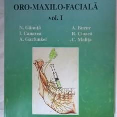 Nicolae Ganuta – Chirurgie oro-maxilo-faciala, vol. I
