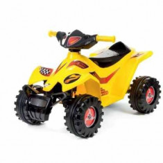 ATV quad electric copii, 6V - galben - Masinuta electrica copii