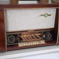 Radio lampi Loewe Opta Venus type 560W, complet restaurat - Aparat radio