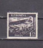 ROMANIA 1954 , LP 365 , ZIUA MINERULUI , MNH, Nestampilat