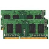 Kingston Value Ram, DDR3, 16 GB, 1600 GHz, CL11, 1.35V, Unbuffered, non-ECC, kit - Memorie RAM laptop