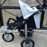 Tex Baby carucior copii 0 - 3 ani + adaptori scoica - Carucior copii Sport, Altele