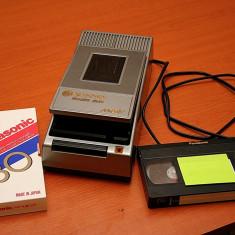 Derulator casete VHS + accesorii