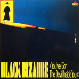 Black Bizarre - You've Got The Devil Inside 1991 disc vinil Maxi Single hose/rap