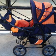 Aro Original Style / Maner Reversibil / carucior copii 0 - 3 ani