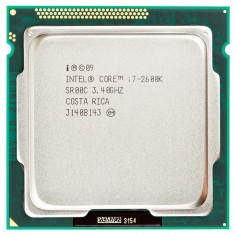 Procesor i7-2600k socket 1155 - Procesor PC Intel, Intel, Intel Core i7, Numar nuclee: 4, 2.5-3.0 GHz