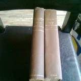 HISTOIRE DE LA LANGUE ROUMAINE - OVIDE DENSUSIANU 2 VOLUME - Carte veche