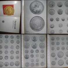 Catalog Banca N. Elvetia-Numismatik nr.22 Primavara 1987. Monede aur si argint.
