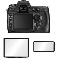 Ecran de protectie pt. LCD Nikon D300 D300s, sticla optica Fotga - Accesoriu Protectie Foto
