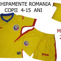 ECHIPAMENTE FOTBAL COPII 10/14 ANI - ROMANIA, MODEL NOU - Set echipament fotbal Joma, Marime: XXL, XL