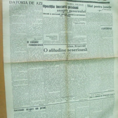 Cuvantul 10 octombrie 1929 N. Ionescu Carol funeralii Buzdugan motociclete Maniu