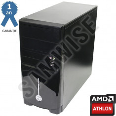 Calculator AMD Athlon 64 X2 5600+ 2.8 GHz 4GB DDR2 160GB ATI Radeon HD3200 DVI - Sisteme desktop fara monitor Dell, AMD Athlon II, 2501-3000Mhz, 100-199 GB, AM2
