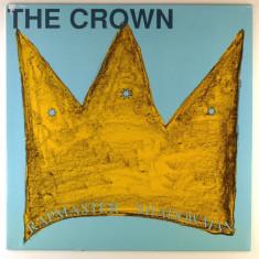 Rapmaster Shadowman - The Crown '86 disc vinil Maxi Single Hip-Hop Rap - Muzica Hip Hop