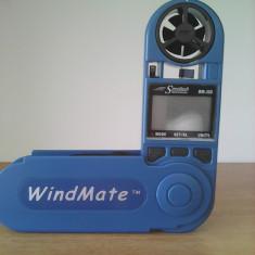 Anemometru WindMate 300 cu umiditate temperatura si directia vantului