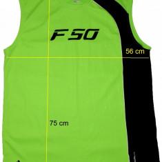 Tricou maieu sport ADIDAS ClimaLite original, impecabil (XL)cod-445049 - Tricou barbati Adidas, Culoare: Din imagine, Fara maneca
