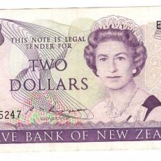 New Zealand 1985 - 2 dollars