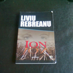 ION - LIVIU REBREANU