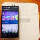 HTC M9 32Gb,Gold on Silver,Liber de Rețea,In garantie