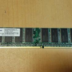 Ram PC elixir 256 MB DDR1 400 MHz M2U25664DS88B5G-5T - Memorie RAM