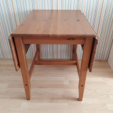 masa extensibila lemn masiv